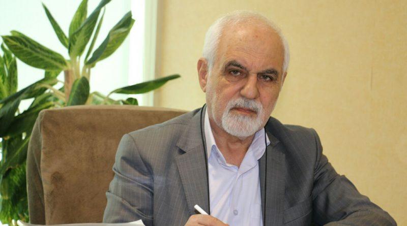 دکتر سید رضا ابراهیمی مولف کتاب استرس، عوامل و راهکارهای مقابله با تاکید بر استرس مدیران و کارکنان بانک ها